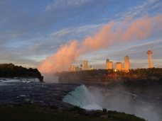 Early Morning Niagara Falls