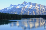 Banff National Park Mountain Picture