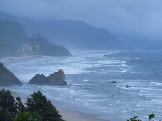 Oregon North Shore